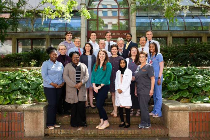 Pediatric Neurology Faculty and Staff